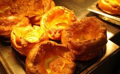 Foolproof Yorkshire Puddings Really are foolproof and very, very yummy with a love roast beef Sunday dinner Yorkshire Pudding For 2, Yorkshire Pudding Recipes, Bbc Good Food Recipes, Meat Recipes, Baking Recipes, Recipies, Savoury Recipes, Sausage Recipes, Puy Lentil Salad