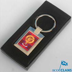 Leslie Clan Crest Ke