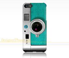 Turquoise Camera iphone 5c case Vintage by DesigneriPhoneCase, $14.99