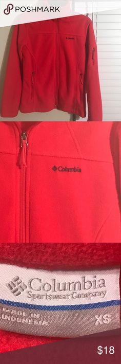 Columbia Fleece Jacket Columbia fleece jacket , great condition Columbia Jackets & Coats