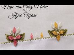Needle Lace, Elsa, Needlework, Diy And Crafts, Embroidery, Knitting, Youtube, Crochet Edgings, Lace