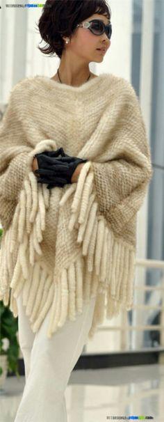 Изделия из вязанного меха . Обсуждение на LiveInternet - Российский Сервис Онлайн-Дневников