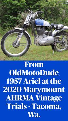 Motorised Bike, Trial Bike, Vintage Motorcycles, Trials, Violin, British, Cars, Fun, Dirt Biking