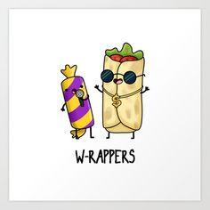 Pencil Art Drawings, Kawaii Drawings, Cute Little Drawings, Cute Drawings, Vegan Puns, Funny Food Puns, Superhero Poster, Animal Puns, Cute Snacks