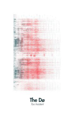 The Do: SongPost - BRB | #Generative posters based on the visualisation of a song.