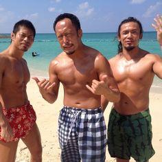 Naruki Doi, Punch Tominaga & YAMATO