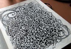 Sketchbook 2010 (vol. 2) on the Behance Network