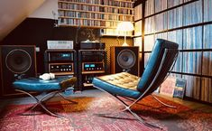 Audio rooms design - Thor Sten -You can find Thor and more on our website.