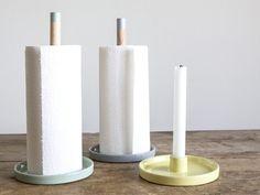 DIY – Lav Deres egen køkkenrulleholder - Søstrene Grene