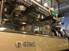_  갑작스런 만남이지만 반가워 잘 지내보자!! _  #GIME #Sinnfonia#Espressomachine #Coffee #Espresso #Allthatcoffee #Dailypic #Photopftheday #지메 #신포니아 #에스프레소머신 #커피 #에스프레소 #올댓커피 #데일리픽 http://ift.tt/1VbgBi2