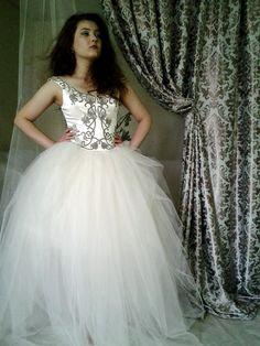Wedding dress Asbat collection bridal. Asbat.etsy.com