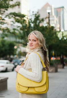 Betsy Mustard camera bag from Jo Totes!