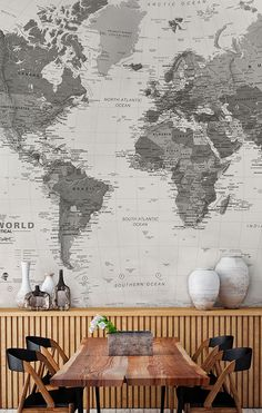 black and white detailed map mural muralswallpapercouk monochrome stylish and wallpaper