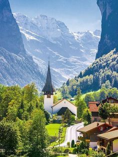 Beautiful scenery, beautiful landscapes, most beautiful, wonderful places, beau Beautiful Places To Visit, Wonderful Places, Beautiful World, Places To Travel, Places To Go, Switzerland Vacation, Switzerland Destinations, Places Around The World, Belle Photo