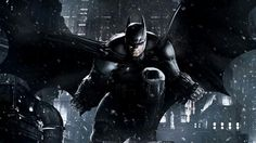 Batman: Arkham Origins features an expanded Gotham City and introduces an original prequel storyline occurring several years before the events of Batman: Arkham Asylum and Batman: Arkham City. Batman Arkham City, Batman Arkham Origins, Gotham City, Batman Free, Batman Vs Superman, Batman Robin, Batman Superhero, Batman Logo, Batman Cosplay
