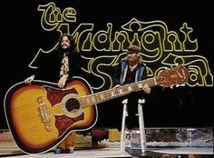The Midnight Special--I watched this every Friday night, here is where so many bands of the seventies made their first appearance! Can see great clips on Youtube!