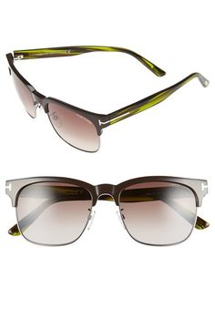Tom Ford  Louis  55mm Sunglasses available at  Nordstrom Tom Ford Sunglasses,  Men s 98089ba945a5