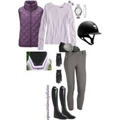 """Lavender"" by adastaley on Polyvore"