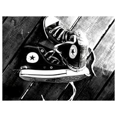 converse image, picture by kora_album - Photobucket ❤ liked on Polyvore featuring converse, pictures, backgrounds, shoes and photos