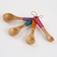 Vivid Measuring Spoons