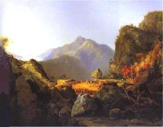Painting Landscapes :Consider the Issue of Perspective