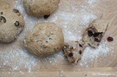 Pan de nueces y arándanos | The Cooking Plan