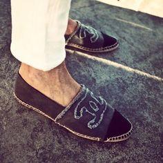 Chanel Espadrilles for Men