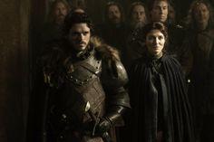 Regretatul Robb Stark. Un barbat demn de a fi urmat.