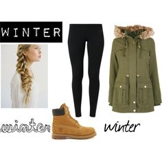 """""""winter"""" by dashass on Polyvore"""