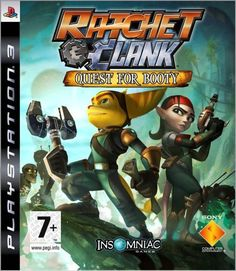 ratchet et clank quest for booty