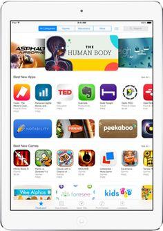 Apple - iPad Air Verizon 128 GB