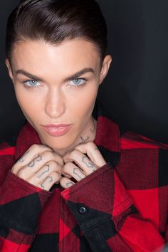 """<p>Get an exclusive look into the pages of the The Hundreds Fall/Winter 2015 Magazine: Bobby Hundreds' cover shoot with """"Orange is the New Black"""" breakthrough actor Ruby Rose.</p>"""