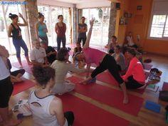 Escuela De Yoga En Arganzuela Shakti-Yoga - Yoga y Taichí en Madrid, Madrid.