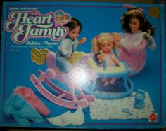 eBay | HEART FAMILY BARBIES PLAYSET !!! NEW !! M.I.B. !! VERY RARE !!