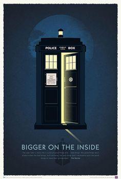 Doctor Who 50th Anniversary Art Print Poster Plakater på AllPosters.dk