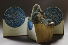 Compilation of Book Sculptures http://www.boredpanda.com/paper-book-sculpture-art/