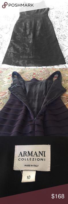 ARMANI COLLEZIONI Dress Beautiful Dress for that Special Occasion  A Classic   Great Condition Armani Collezioni Dresses Midi