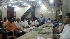 Addressing a Gathering at the launch of Urdu Magazine 'Bang e Dara'... @Mumbai Central area last week.