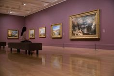 Rare Turner Paintings Brought Together For Tate Exhibtition Turner Painting, Night At The Museum, Tate Britain, Paint Set, This Is Us, Bring It On, Modern, Paintings, September 2014