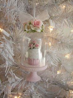 Shabby+Chic+Christmas+Decorating+Ideas | com/shabby-chic-christmas-2/ - #shabby_chic #home_decor #design #ideas ...