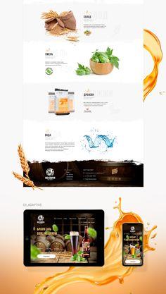 I will design a professional wordpress website All Website, Website Layout, Food Catalog, Beer Company, Website Design Inspiration, Ad Design, Website Template, Web Development, Digital Marketing