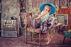 karina kiel   Kids im Vintage-Look von Karina Kiel