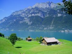 Бернские Альпы, Швейцария