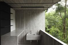 Gallery of Tropical Box House / WHBC Architects - 13