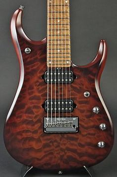 Music Man Jp15-7 Seven String Quilt Top In Sahara Burst W/ohsc Brand New - http://www.7stringguitar.org/for-sale/music-man-jp15-7-seven-string-quilt-top-in-sahara-burst-wohsc-brand-new/37846/