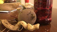 Krein Horseradish: Aderezo de remolacha y rábano picante