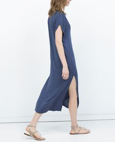 Image 2 of LONG DRESS from Zara
