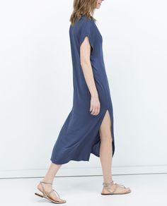 ZARA - NEW THIS WEEK - LONG DRESS