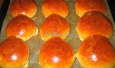 Mamos bandelės Hamburger, Bread, Food, Meal, Hamburgers, Essen, Hoods, Burgers, Breads