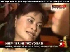 Genç Kalmanın Sırları [Yüz Yogası] - YouTube